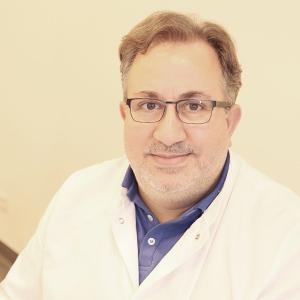 Dieses Bild zeigt ein Portrait von Herrn Abdelhafid Abarkan.