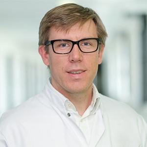 Dieses Bild zeigt ein Portrait von Herrn Dr. med. Kai Nickolaus.