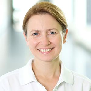 Dieses Bild zeigt ein Portrait von Frau Dr. med. Olga Heringlake.