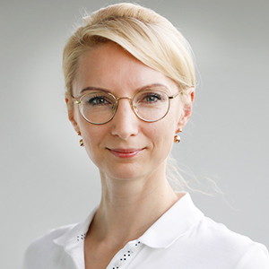 Dieses Bild zeigt ein Portrait von Dr. med. Migle Link